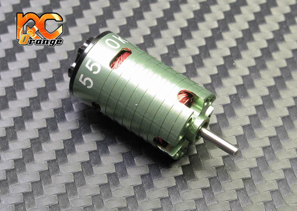 PN RACING - 140055 - VE - Moteur Brushless 5500KV V2