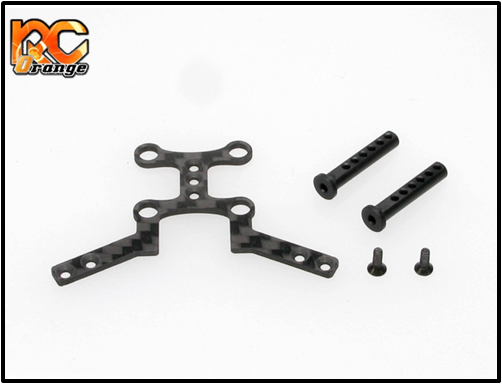 PN RACING - 600800F - Support carrosserie pour pan car