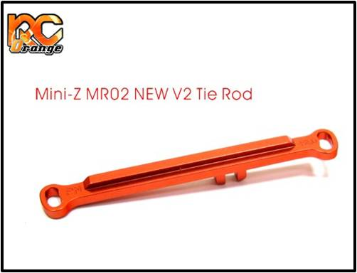 PN RACING - Mini-Z MR02 - MR2305 to MR2311 - V2 Alum Tie Rod for double a-arm