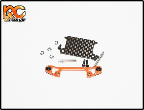 PN RACING - MR3052W - Kit Triangle inférieur avant en aluminium Wide