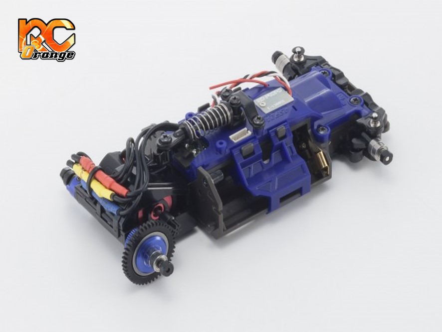 KYOSHO - 32783 - MINI-Z MR03 VE PRO 02 COLOR LIMITED CHASSIS SET (W-MM)