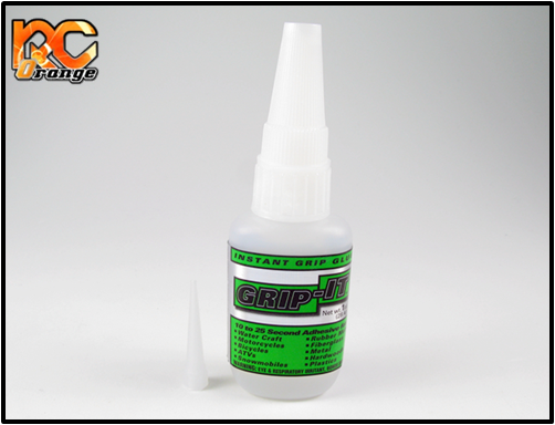 PN RACING - BSI222H - Grip It Instant Grip Glue 28.4g 10-25 sec premium adhesives