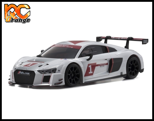 KYOSHO - MZP234AS - Autoscale - W.MM.98 - Audi R8 LMS 2015 white
