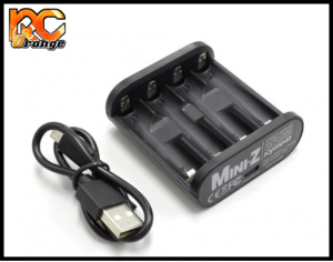 KYOSHO20 207199920 20Chargeur20USB20AAA20et20AA20Speed20House20Mini Z201A