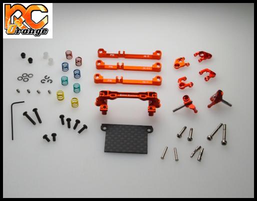 PN MR3070 orange Mini Z PN RACING 1 28
