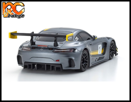 KYOSHO MINI Z RWD 32338GY Radio KT 531P et Chassis MR03 Mercedes Benz AMG GT3 Color 1 3