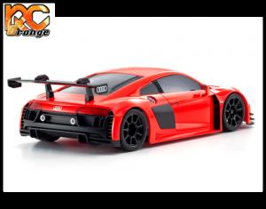 KYOSHO MZP234R Autoscale W.MM .98 Audi R8 LMS 2015 rouge 2