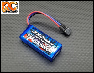 GBY003 GL Lipo 2s 360mha GL RACING MINI Z