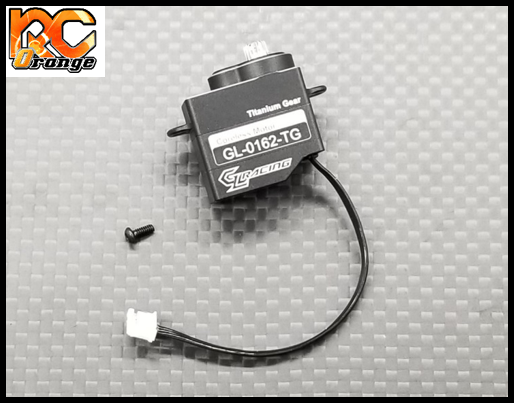 GL RACING GL 0162 TG Servo avec pignons en titanium pour GLA V1 MINI Z