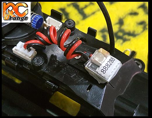 GL RACING GM0005M Puce de comptage mini z gla bz3 mrz glr GLR GT 1 Kyosho