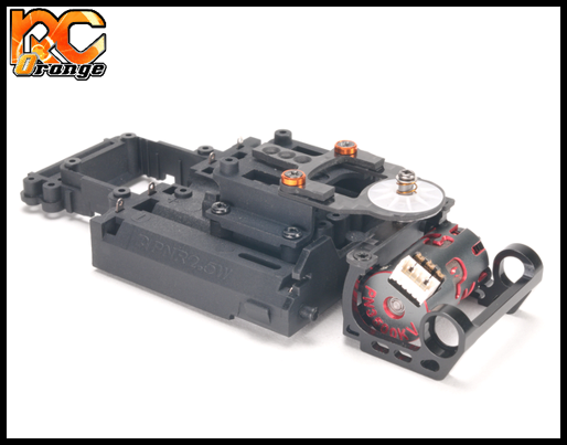 PN RACING MR3311 Pod arriere Mini Z V4 94 98 mm 2
