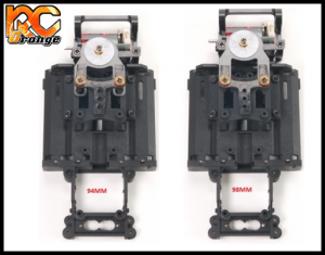 PN RACING MR3311 Pod arriere Mini Z V4 94 98 mm 4