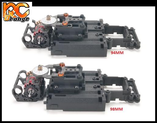 PN RACING MR3311 Pod arriere Mini Z V4 94 98 mm 5