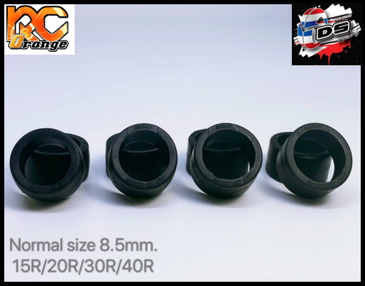 DS RACING TIRE MINI Z 1 28 8.5 SNS 15R 20R 30R 40R RCP TRACK RUBBER
