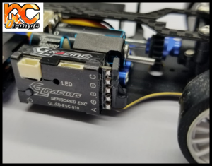 GL SD ESC 010T Change on off position only MINI Z GL RACING 1 28 1