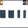 Kit brides lames carbone RTA RT013