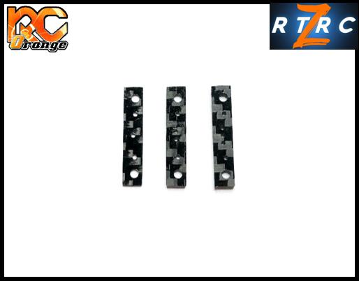 Kit cales de reglage hauteur de caisse RTA RT056