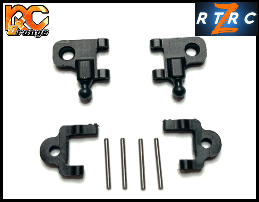 Kit triangles avant A Arms pour chassis RTA. RT001