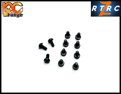 Kit vis M2x4 TBHC RTA RT032
