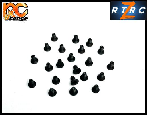 Kit vis M2x4 TFHC RTA RT029