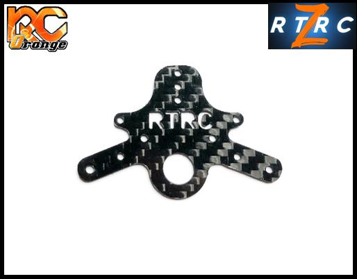 Plaque friction 98mm carro lexan RTA RT069