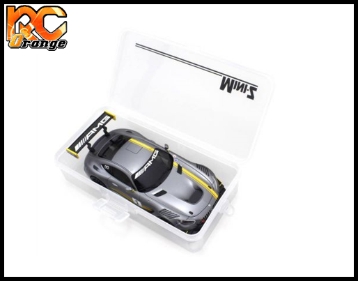 2KYOSHO MZW123 Boite de rangement Mini Z et chassis 1.28 3