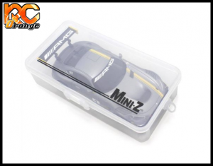 2KYOSHO MZW123 Boite de rangement Mini Z et chassis 1.28 4