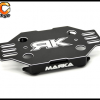 MARKA MRK 4112 Support voiture Alu noir pour voiture 1 28 mini z 1
