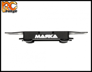 MARKA MRK 4112 Support voiture Alu noir pour voiture 1 28 mini z 2