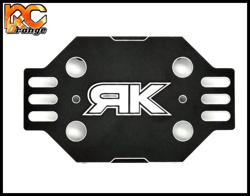 MARKA MRK 4112 Support voiture Alu noir pour voiture 1 28 mini z