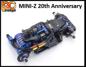 MINI Z 20th Anniversary 32796 Kyosho 2