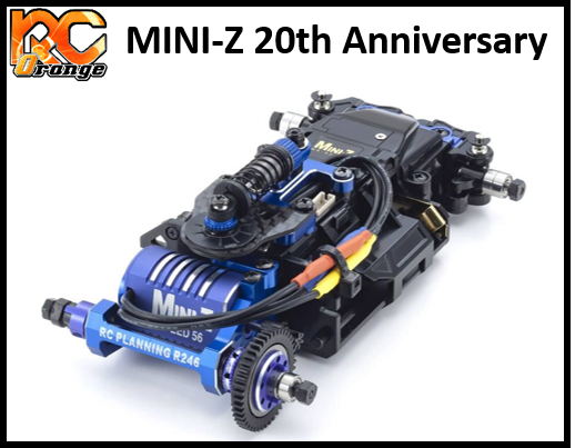 MINI Z 20th Anniversary 32796 Kyosho 3