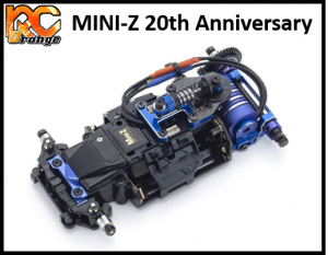 MINI Z 20th Anniversary 32796 Kyosho