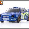 Mini z autoscale Subaru WRC impreza 2020 MZP448WR