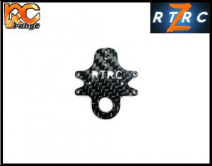 RTRC – RT048 – Cette plaque de friction est 4mm plus longue que celle dorigine afin davoir un empattement de 102mm et pouvoir utiliser des carrosseries type LM.