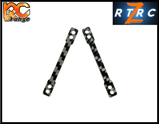RTRC – RT052 – lames carbones 102mm Dure pour RTA