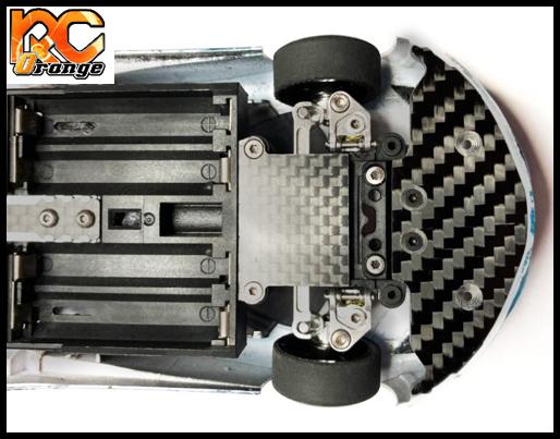 RTRC RT073 Pare choc MP4 12C carbone 2