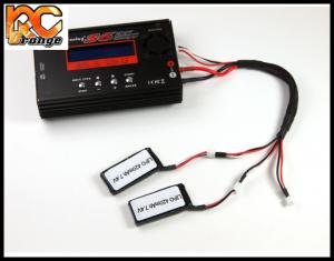 RC ORANGE 700253 PN RACING MINI Z cordon de charge lipo 2S GL RACING ATOMIC 2