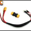 RC ORANGE 700254 PN RACING MINI Z cordon de charge lipo 2S GL RACING ATOMIC