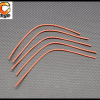 RC ORANGE GL RACING GL GT OP 029 GLR GT Cable ESC moteur rouge 26AWG