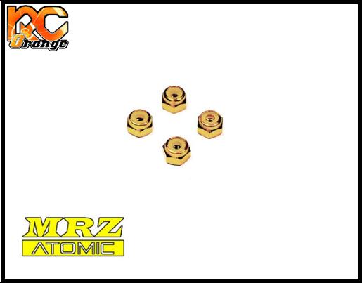 RC ORANGE Atomic MRZ MINI Z 1 28 AR 182 GO
