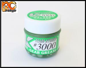 KYOSHO 96502 Graisse 3000 pour differentiel a billes
