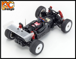 KYOSHO MINI Z BUGGY MB010 VE 2.0 32292 Chassis FHSS KOPROPO INFERNO MP9 TKI a peindre 1