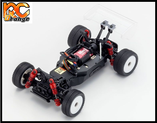 KYOSHO MINI Z BUGGY MB010 VE 2.0 32292 Chassis FHSS KOPROPO INFERNO MP9 TKI a peindre 2