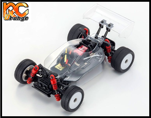 KYOSHO MINI Z BUGGY MB010 VE 2.0 32292 Chassis FHSS KOPROPO INFERNO MP9 TKI a peindre