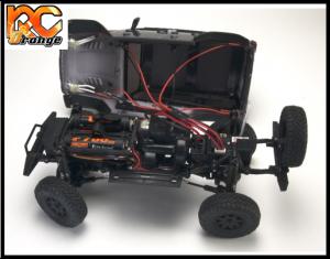 PN RACING 500429 Kit de phare LED pour Kyosho Mini Z MR03 Sports RWD AWD 4x4 1 1