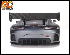 PN RACING 600631 Kit de montage pour aileron carbone 1