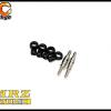 RC ORANGE Atomic MRZ MINI Z 1 28 Kit biellette de direction MRZ 37