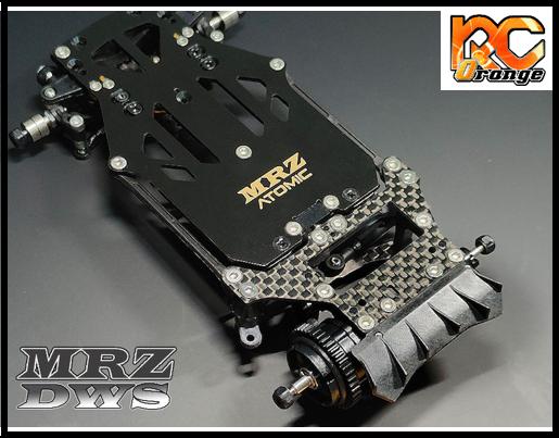 RC ORANGE Atomic MRZ MINI Z 1 28 MRZ DWS KIT 1