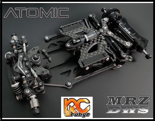 RC ORANGE Atomic MRZ MINI Z 1 28 MRZ DWS KIT